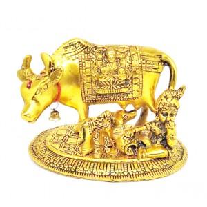 Kamdhenu Cow calf Idol